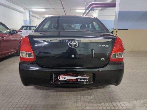Toyota Platinum Etios G 2011 MT in Mumbai