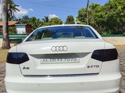 Audi A6 2.7 TDI 2010 AT for sale in Kochi