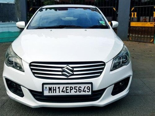 2014 Maruti Ciaz ZXi Option MT for sale in Pune-10
