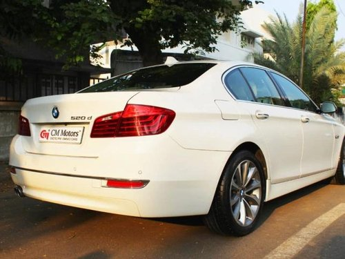 Used 2016 BMW 5 Series 2013-2017 AT for sale in Ahmedabad