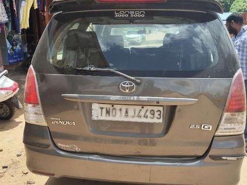 Used Toyota Innova 2009 MT for sale in Kumbakonam