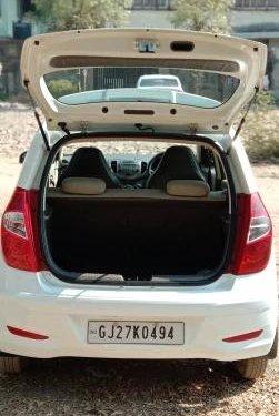 Hyundai i10 Sportz 2012 MT for sale in Ahmedabad