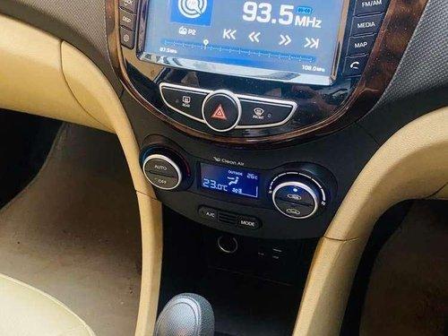 Used Hyundai Verna 2018 AT for sale in Asansol
