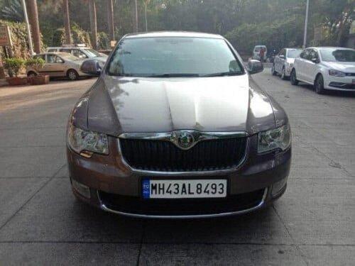 2012 Skoda Superb MT for sale in Mumbai