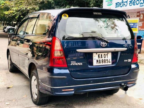 Used Toyota Innova 2.5 G 8 STR BS-III, 2005 MT for sale in Nagar