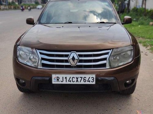 Used Renault Duster 2014 MT for sale in Jaipur
