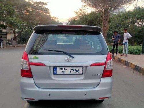 2014 Toyota Innova 2.5 GX 8 STR MT for sale in Mumbai