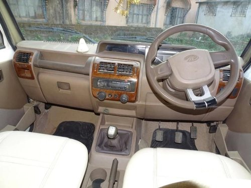 2016 Mahindra Bolero SLX MT for sale in Kolkata