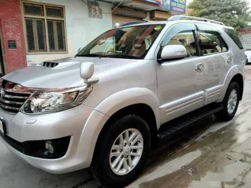 Used 2013 Toyota Fortuner 2.8 2WD AT for sale in Gurgaon