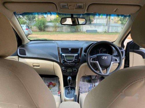 Used Hyundai Verna 2013 AT for sale in Nagar