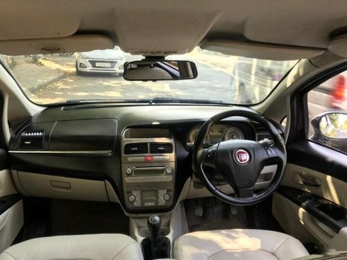 Used Fiat Linea Emotion 2015 MT in Ahmedabad