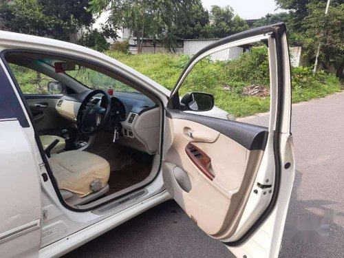 Used 2012 Toyota Corolla Altis G MT in Hyderabad