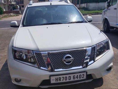 Used Nissan Terrano 2014 MT for sale in Yamunanagar