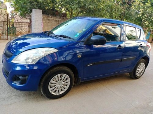 Used Maruti Suzuki Swift LDI 2012 MT for sale in Hyderabad -4