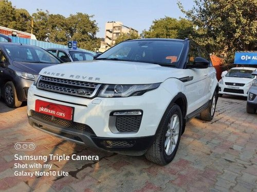 2015 Land Rover Range Rover Evoque AT in Ahmedabad