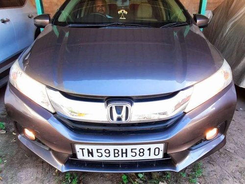 Used 2015 Honda City ZX MT for sale in Madurai