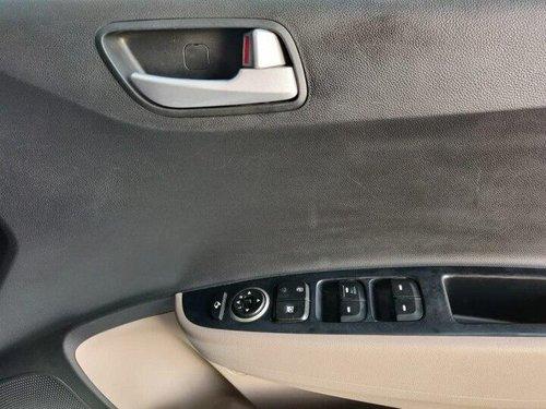 2017 Hyundai Grand i10 1.2 Kappa Sportz Option AT in Ahmedabad