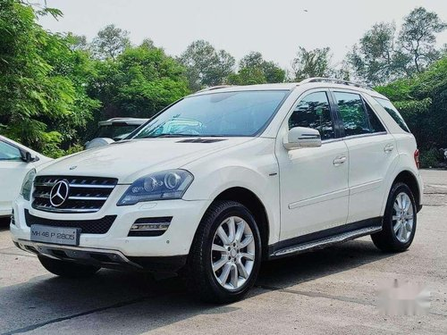 Mercedes Benz M Class 2012 AT for sale in Mumbai