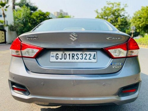 2016 Maruti Ciaz VDi Plus SHVS MT in Ahmedabad