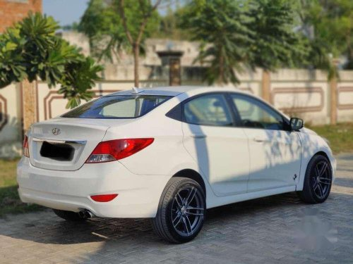 Used Hyundai Verna 2014 MT for sale in Karnal