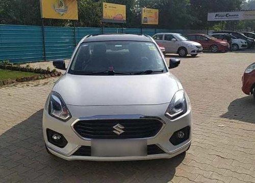 Used Maruti Suzuki Dzire 2017 AT for sale in Faridabad