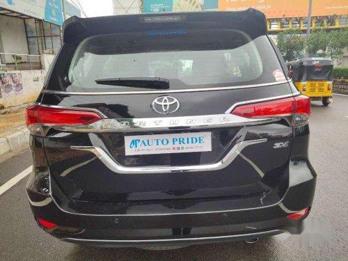 Toyota Fortuner 2.8 4X4, 2018, Diesel MT in Hyderabad