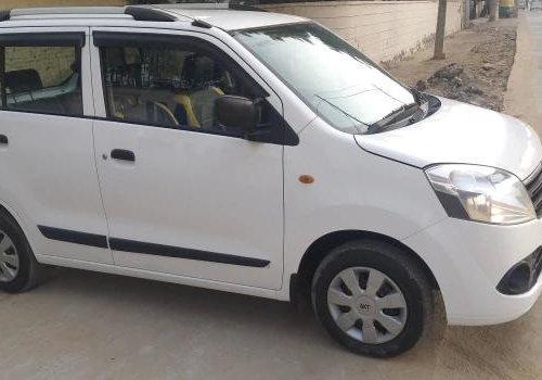 Maruti Suzuki Wagon R LXI CNG 2011 MT for sale in Faridabad
