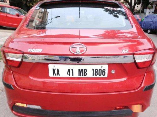 Used Tata Tigor XZ 2017 MT for sale in Nagar