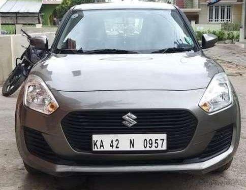 Used Maruti Suzuki Swift VXI 2018 MT for sale in Hassan