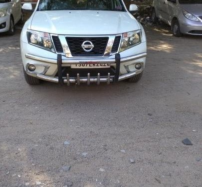 Nissan Terrano XL 110 PS 2014 MT for sale in Hyderabad