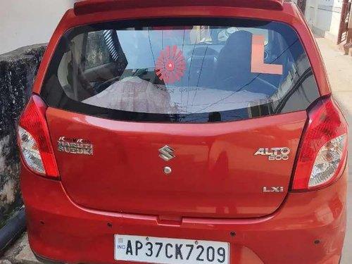 Used 2015 Maruti Suzuki Alto 800 MT for sale in Bhimavaram