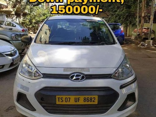 Used Hyundai Xcent 2018 MT for sale in Hyderabad