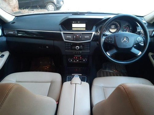 Used Mercedes Benz E Class 2012 AT in Mumbai