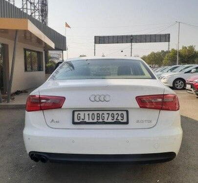 2013 Audi A6 2011-2015 AT for sale in Ahmedabad