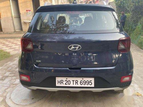 Used 2020 Hyundai Venue MT for sale in Gurgaon