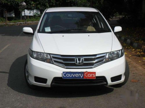 Used Honda City S 2012 MT for sale in Bangalore