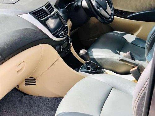 2012 Hyundai Fluidic Verna MT for sale in Bangalore