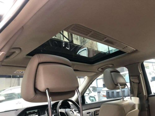 Used 2014 Mercedes Benz E Class MT for sale in Kolkata
