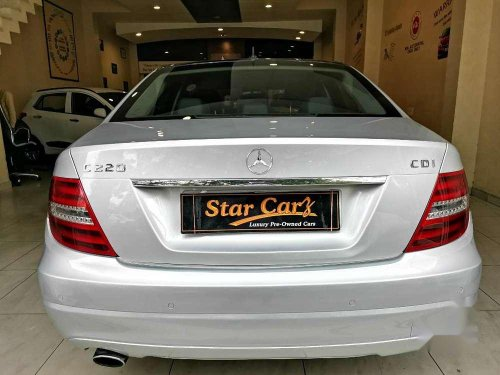 Used Mercedes Benz C-Class 2014 AT for sale in Ludhiana