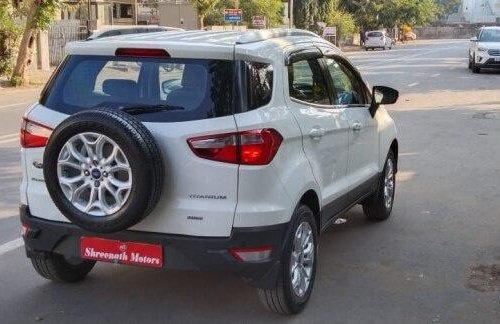 2017 Ford EcoSport 1.5 DV5 MT Titanium Optional in Ahmedabad
