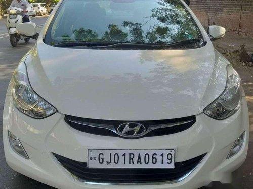 Hyundai Elantra 1.6 SX, 2013, Diesel AT in Ahmedabad