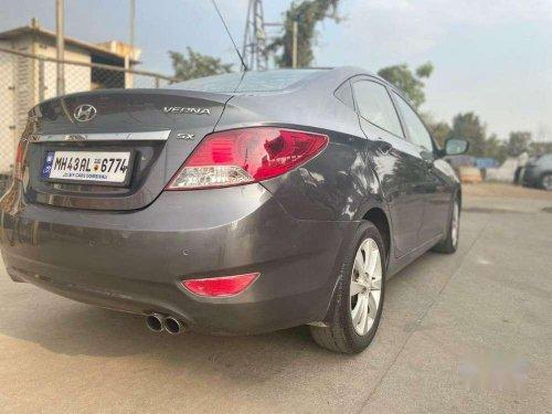 Hyundai Verna Fluidic 1.6 CRDi SX, 2012, Diesel MT in Thane