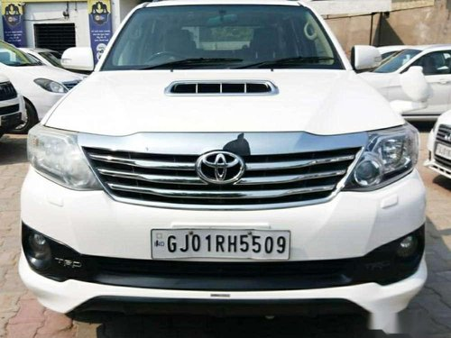 2014 Toyota Fortuner 4x2 Manual MT in Ahmedabad