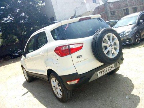 2019 Ford Ecosport 1.5 Petrol Titanium MT in Coimbatore