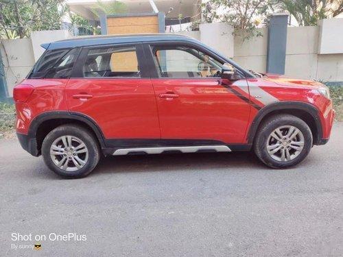 Used Maruti Suzuki Vitara Brezza 2016 MT in Hyderabad
