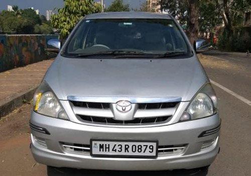 2006 Toyota Innova 2.5 V Diesel 8-seater MT in Mumbai