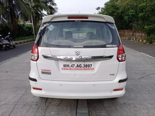 Maruti Ertiga VXI CNG 2018 MT for sale in Mumbai