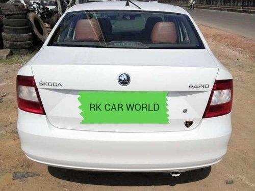 Used 2015 Skoda Rapid MT for sale in Rajahmundry