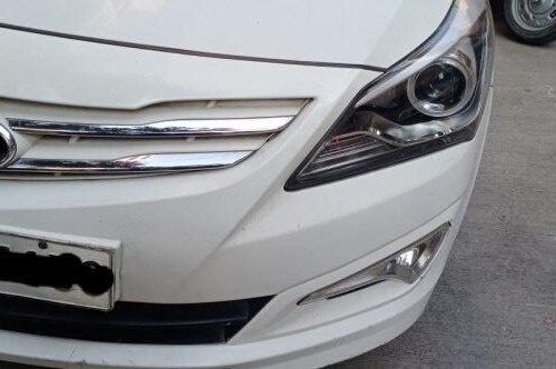 Used 2015 Hyundai Verna CRDi SX MT in New Delhi