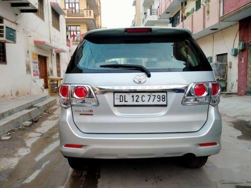 Toyota Fortuner 3.0 4x2, 2013, AT for sale in Gurgaon